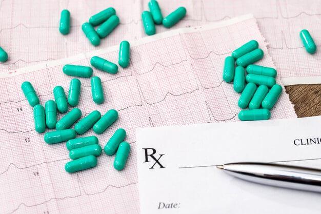 receituario controle especial remedio
